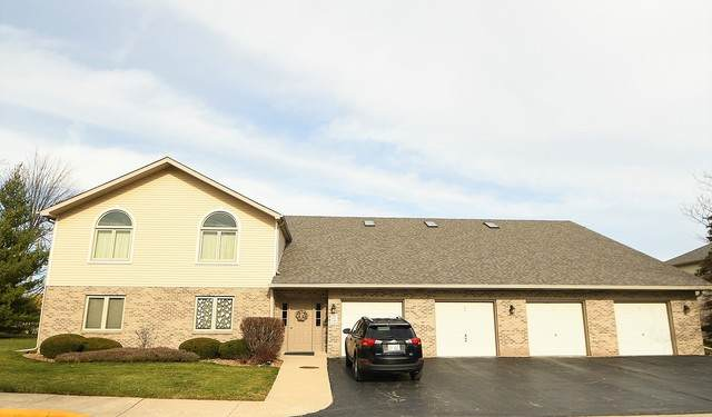 2683 Jodee Drive -, Joliet, IL 60436 (MLS #10936030) :: John Lyons Real Estate