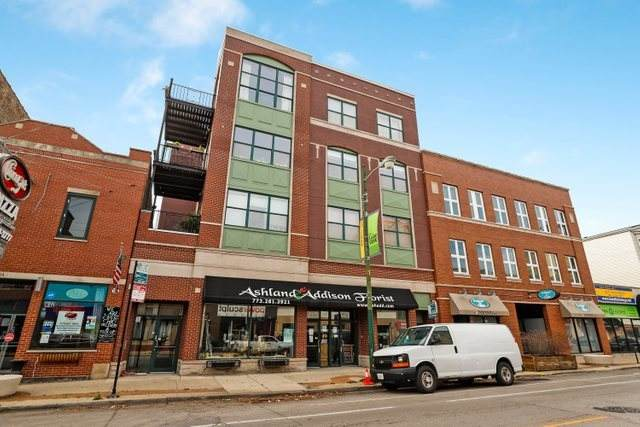 3118 N Lincoln Avenue 4A, Chicago, IL 60657 (MLS #10936363) :: Touchstone Group