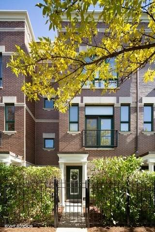 1221 N Sedgwick Street, Chicago, IL 60610 (MLS #10936444) :: The Wexler Group at Keller Williams Preferred Realty