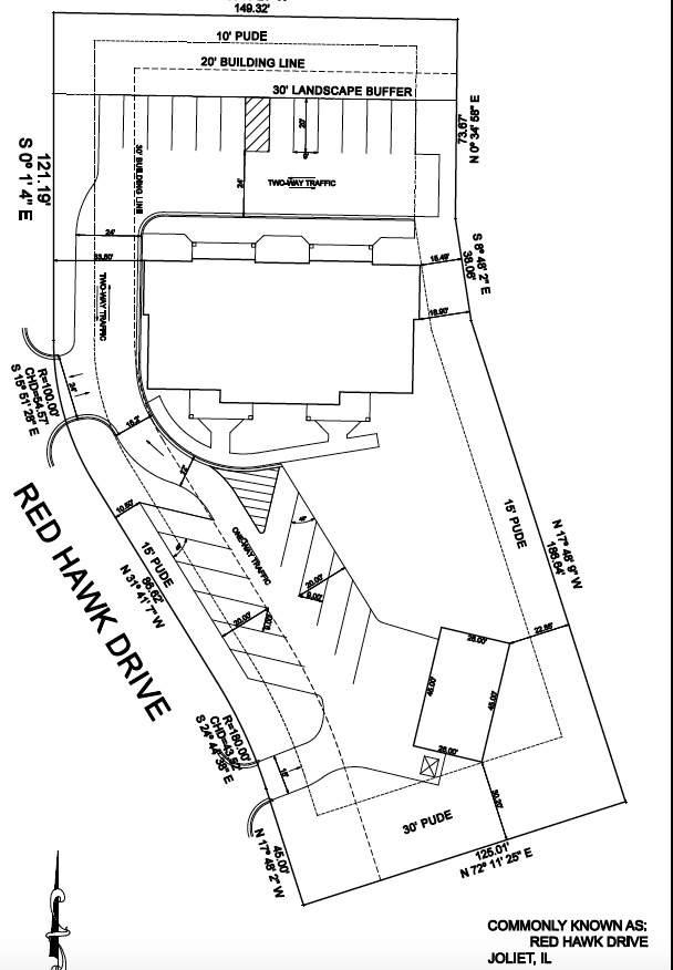 Lot 231 Red Hawk Drive, Plainfield, IL 60586 (MLS #10936729) :: Helen Oliveri Real Estate