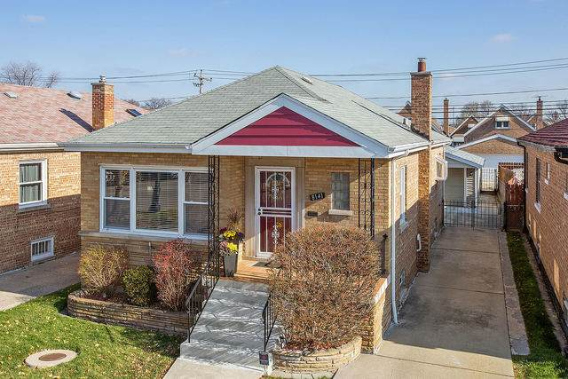 8141 S Kedzie Avenue, Chicago, IL 60652 (MLS #10936767) :: Littlefield Group