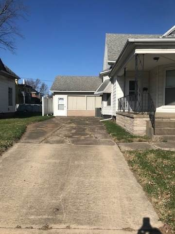 1807 E Main Street, Danville, IL 61832 (MLS #10937041) :: John Lyons Real Estate
