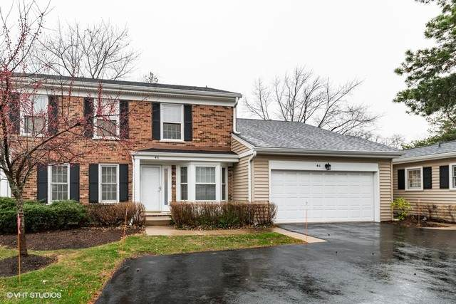 46 The Court Of Greenway Court #46, Northbrook, IL 60062 (MLS #10937108) :: Helen Oliveri Real Estate