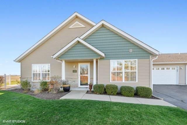 2114 Waterbury Lane E #2114, Sycamore, IL 60178 (MLS #10937116) :: The Wexler Group at Keller Williams Preferred Realty
