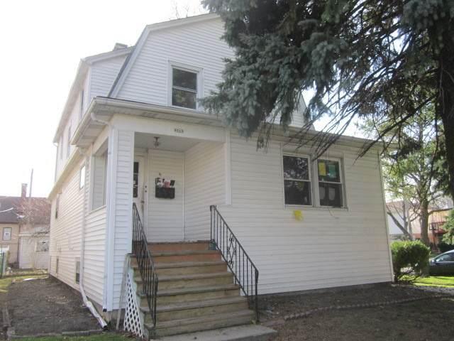 9519 Schiller Boulevard, Franklin Park, IL 60131 (MLS #10937193) :: Lewke Partners
