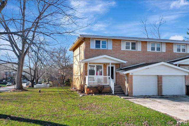 141 S Cooper Road, New Lenox, IL 60451 (MLS #10937228) :: John Lyons Real Estate