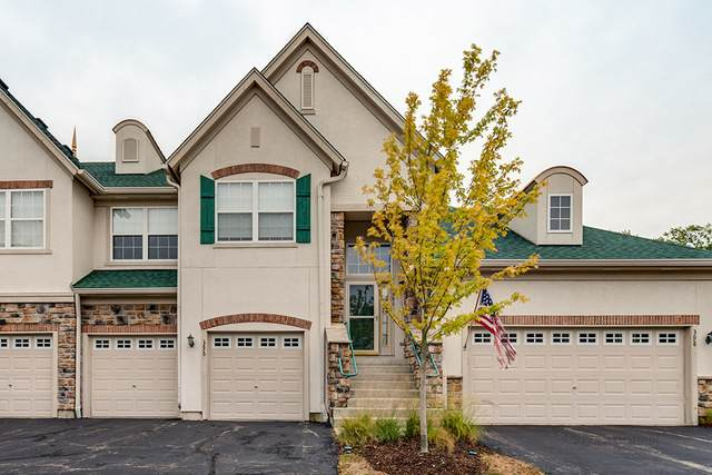 396 Bay Tree Circle, Vernon Hills, IL 60061 (MLS #10937302) :: Janet Jurich