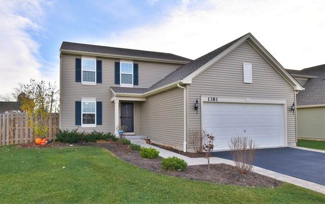 1381 Summit Drive, Hampshire, IL 60140 (MLS #10937494) :: Suburban Life Realty
