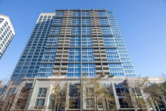 1901 S Calumet Avenue #808, Chicago, IL 60616 (MLS #10937534) :: BN Homes Group