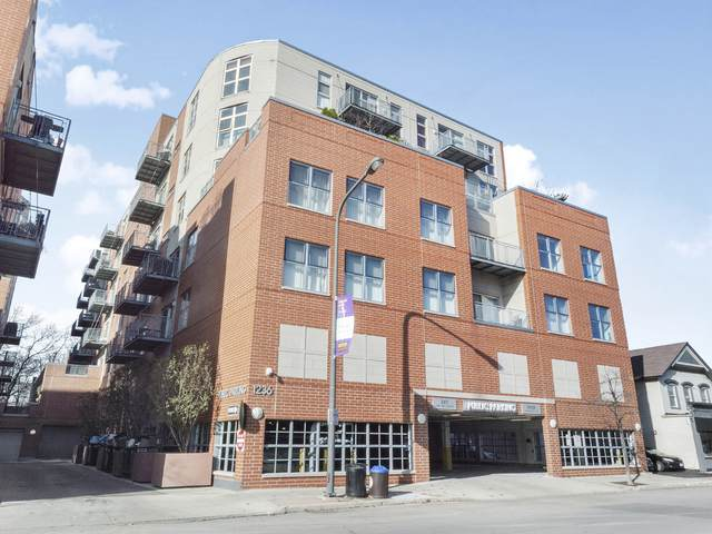 1236 Chicago Avenue #405, Evanston, IL 60202 (MLS #10937674) :: BN Homes Group