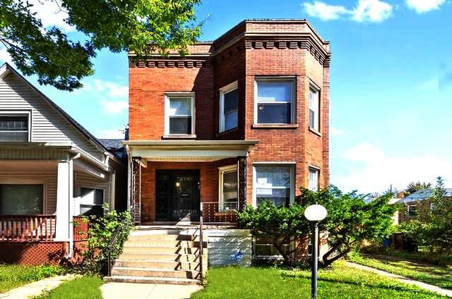 7147 S Ingleside Avenue, Chicago, IL 60619 (MLS #10937938) :: Lewke Partners