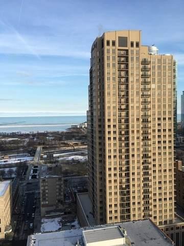 1111 S Wabash Avenue #2207, Chicago, IL 60605 (MLS #10938055) :: John Lyons Real Estate