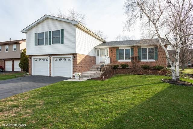 3855 Shoreline Drive, Hanover Park, IL 60133 (MLS #10938110) :: Littlefield Group