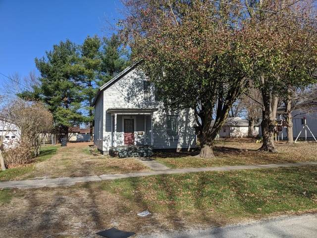 504 E Overton Street, Tuscola, IL 61953 (MLS #10938431) :: Helen Oliveri Real Estate