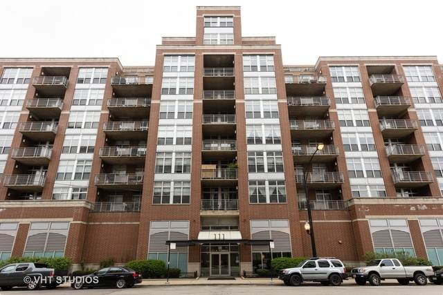 111 S Morgan Street Pu347, Chicago, IL 60607 (MLS #10938543) :: Janet Jurich