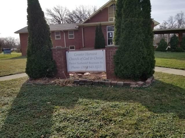 15712 Church Drive, South Holland, IL 60473 (MLS #10938703) :: Lewke Partners