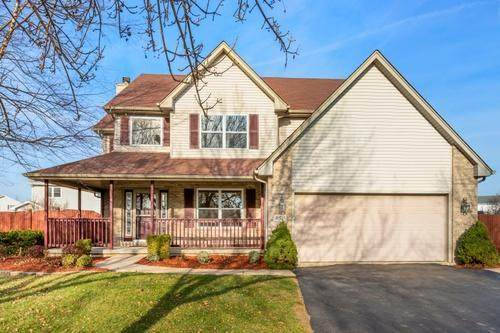950 Premrose Court, Romeoville, IL 60446 (MLS #10938749) :: The Spaniak Team