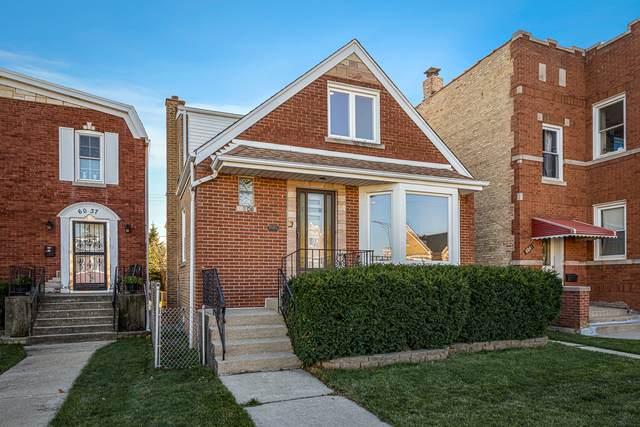 6041 W Gunnison Street, Chicago, IL 60630 (MLS #10939291) :: Lewke Partners
