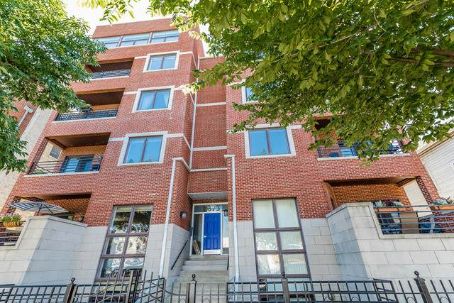 1373 W Hubbard Street 1W, Chicago, IL 60642 (MLS #10939333) :: Touchstone Group