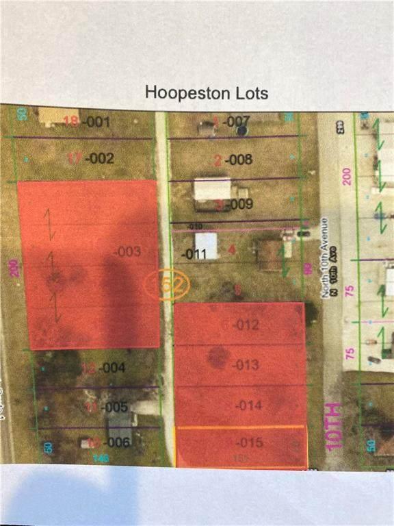 0 Block 16 Lot 13-16 Avenue, Hoopeston, IL 60942 (MLS #10939493) :: John Lyons Real Estate