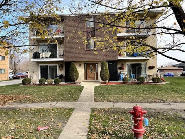 8029 Beloit Avenue 2B, Bridgeview, IL 60455 (MLS #10939501) :: Helen Oliveri Real Estate