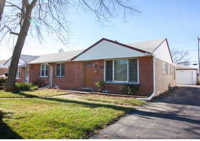 8930 S Crawford Avenue, Hometown, IL 60456 (MLS #10939557) :: Helen Oliveri Real Estate