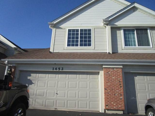 1452 N Waterbury Circle, Palatine, IL 60074 (MLS #10939696) :: Lewke Partners