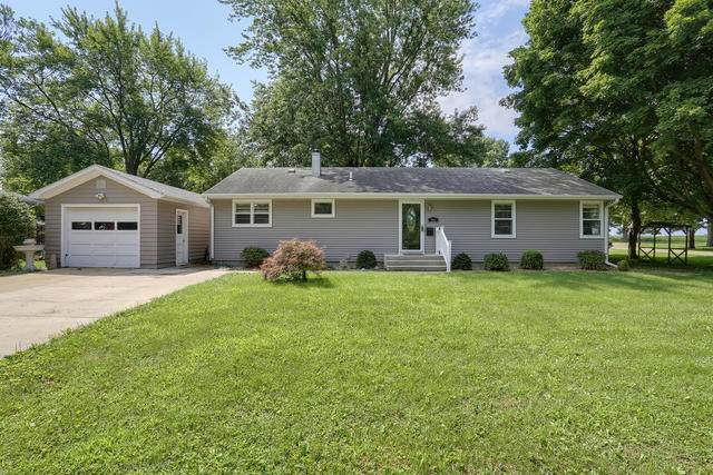501 Park Place, MONTICELLO, IL 61856 (MLS #10939719) :: Ryan Dallas Real Estate