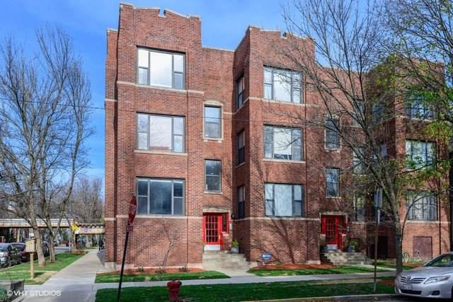 2458 W Eastwood Avenue #1, Chicago, IL 60625 (MLS #10939901) :: Touchstone Group