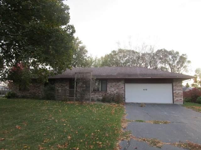 405 S East Street, Capron, IL 61012 (MLS #10939904) :: Lewke Partners