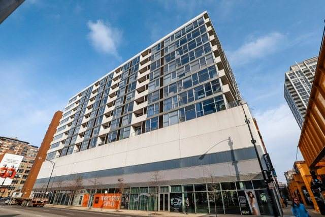 630 N Franklin Street #1117, Chicago, IL 60654 (MLS #10939931) :: Suburban Life Realty