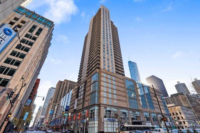 545 N Dearborn Street #1609, Chicago, IL 60654 (MLS #10939934) :: RE/MAX Next