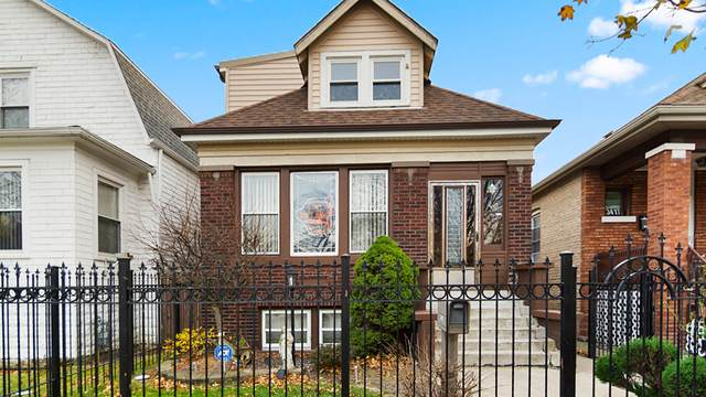 3415 W 66th Street, Chicago, IL 60629 (MLS #10940185) :: BN Homes Group