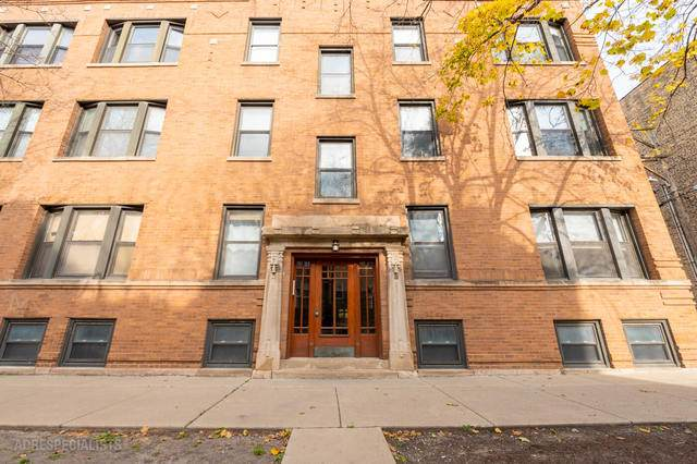3052 W Sunnyside Avenue #2, Chicago, IL 60625 (MLS #10940229) :: BN Homes Group