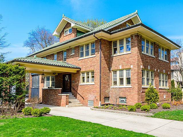 922 Lathrop Avenue, River Forest, IL 60305 (MLS #10940240) :: Ryan Dallas Real Estate