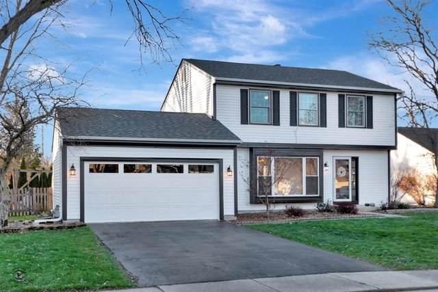 437 Travelaire Avenue, Naperville, IL 60565 (MLS #10940378) :: John Lyons Real Estate