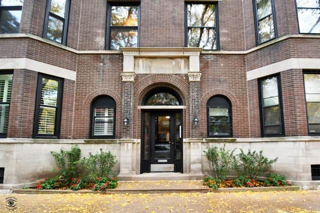 1709 N North Park Avenue #2, Chicago, IL 60614 (MLS #10940511) :: John Lyons Real Estate