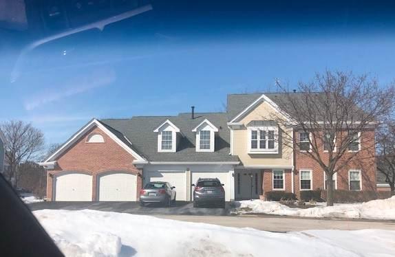 1403 Clove Court C, Mount Prospect, IL 60056 (MLS #10940536) :: John Lyons Real Estate