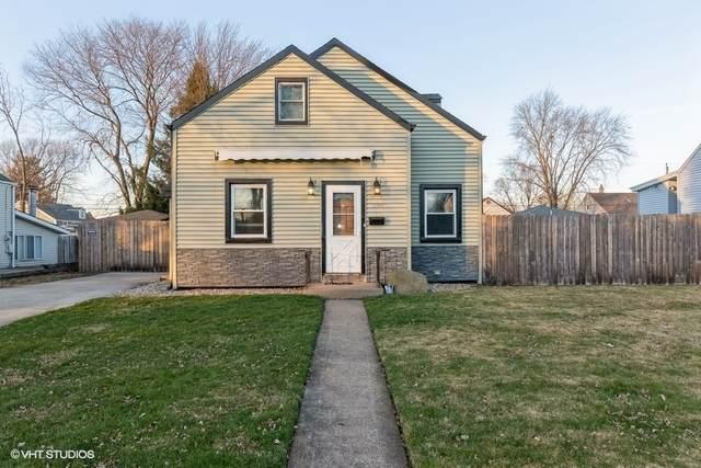 3100 W 114th Street, Merrionette Park, IL 60803 (MLS #10940572) :: John Lyons Real Estate