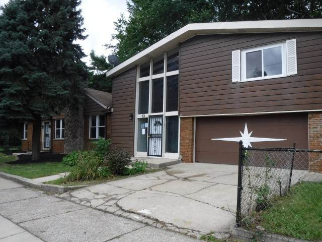 301 W 145TH Place, Riverdale, IL 60827 (MLS #10940637) :: BN Homes Group