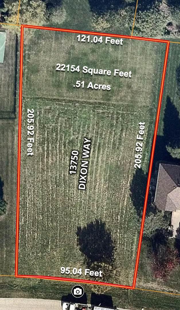 13750 Dixon Way, Lemont, IL 60439 (MLS #10940998) :: John Lyons Real Estate