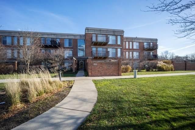 351 Kelburn Road #111, Deerfield, IL 60015 (MLS #10941226) :: The Wexler Group at Keller Williams Preferred Realty