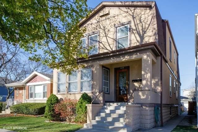 4854 W Winnemac Avenue, Chicago, IL 60630 (MLS #10941271) :: John Lyons Real Estate