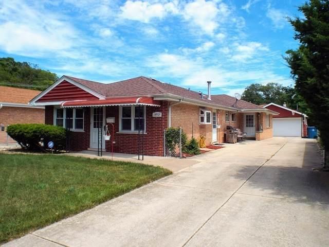 14909 Knox Avenue, Midlothian, IL 60445 (MLS #10941313) :: BN Homes Group