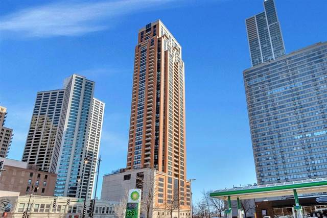 1160 S Michigan Avenue #1805, Chicago, IL 60605 (MLS #10941386) :: Ani Real Estate