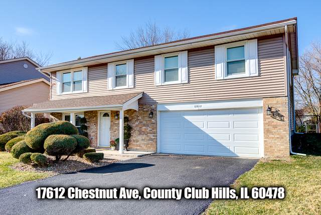 17612 Chestnut Avenue, Country Club Hills, IL 60478 (MLS #10941504) :: BN Homes Group