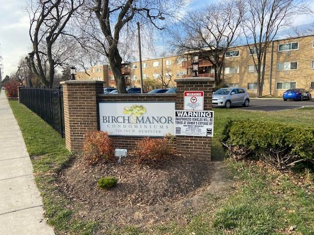 734 Dempster Street #5, Mount Prospect, IL 60056 (MLS #10941510) :: BN Homes Group