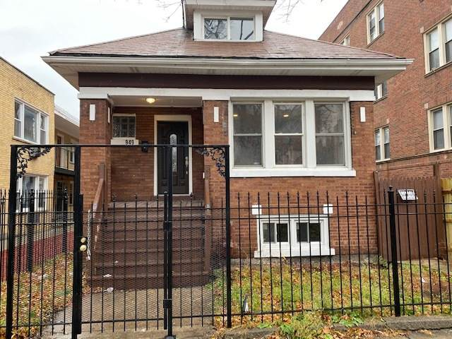 7949 S Dobson Avenue, Chicago, IL 60619 (MLS #10941543) :: Property Consultants Realty