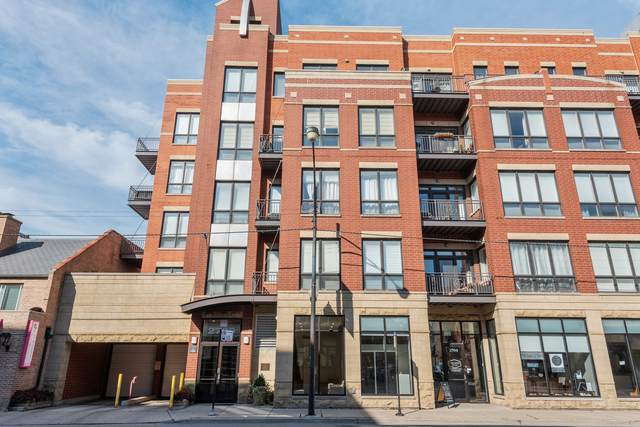 2700 N Halsted Street #410, Chicago, IL 60614 (MLS #10941564) :: John Lyons Real Estate