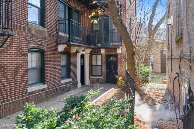 1241 W Jarvis Avenue #1, Chicago, IL 60626 (MLS #10941567) :: Property Consultants Realty